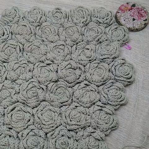 Crochet Pattern Tutorial Video Crochet Flower Tutorial Crochet Flower Patterns Crochet Rose