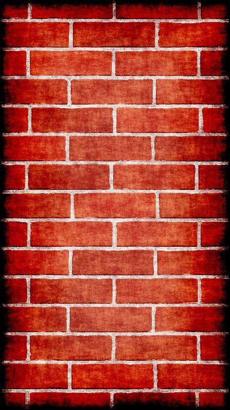 Grunge Brick Wall Full Hd Phone Wallpaper 1080x1920 Pixels Created By Angelo Sarnacchiaro Fr Brick Wallpaper Iphone Hd Phone Wallpapers Full Hd Wallpaper