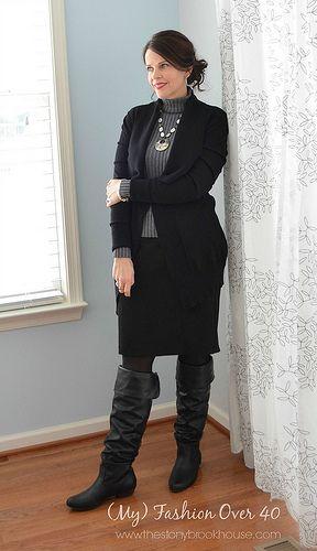 My Fashion Over 40 www.thestonybrookhouse.com #ootd #whatiwore #Forgiveness #Fashion