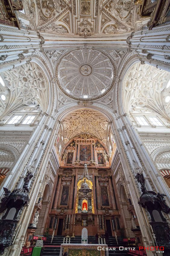 Catedral (Mezquita) de Córdoba
