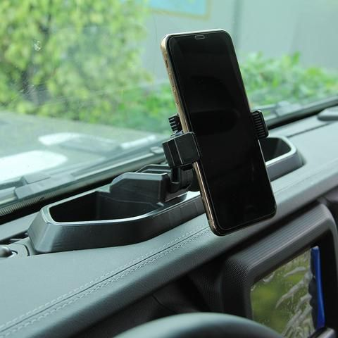 Metal Series Jeep Wrangler Jl Jlu Gladiator Jt Dual Universal Jeep Phone Mount 2018 2020 Cell Phone Mount Jeep Jeep Wrangler