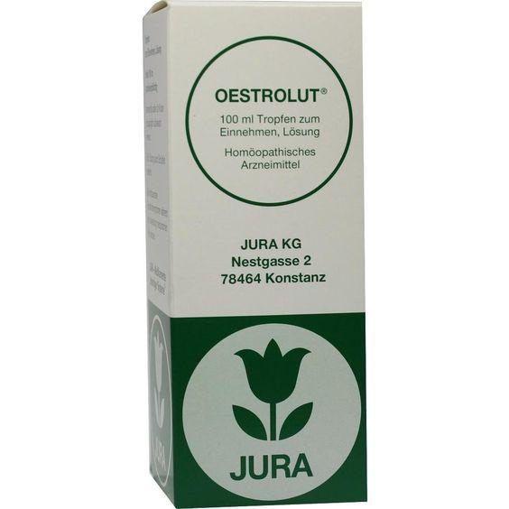 OESTROLUT Lösung:   Packungsinhalt: 100 ml Lösung PZN: 04086056 Hersteller: JURA Pharm.Fabrik Gollwitzer KG Preis: 9,75 EUR inkl. 19 %…