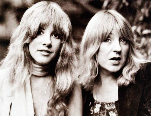 Stevie Nicks & Christine McVie, Fleetwood Mac