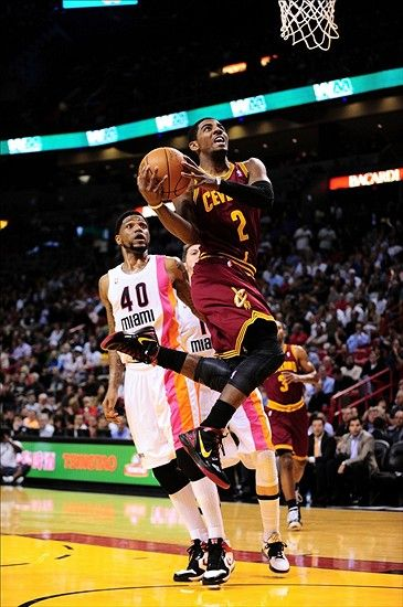 Kyrie Irving is the best