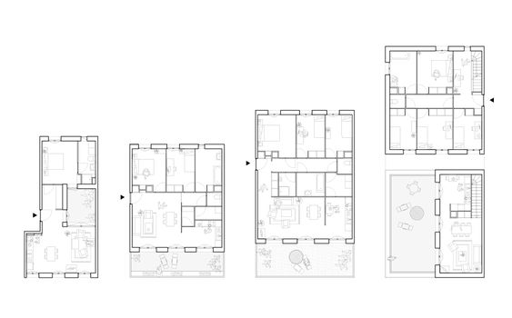 Bourbouze Graindorge - 30 plan logements