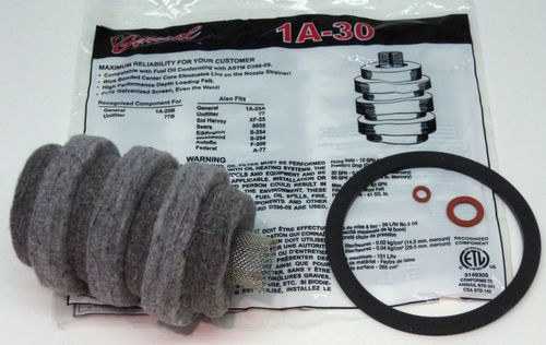 A  Micron Fuel Oil Filter Wool Felt For AA  Xf