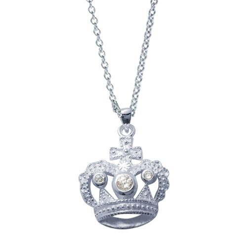Pin 325525879286464802 Crown Necklace Tiffany
