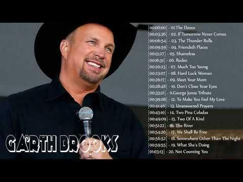 Garth Brooks Greatest Hits Full Album Best Of Garth Brooks Songs Youtube Garth Brooks Songs Garth Brooks Guitar Songs