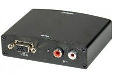 Convertisseur VGA + AUDIO vers HDMI