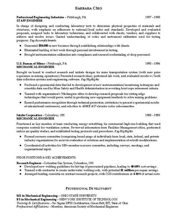Military Electrical Engineer Sample Resume Project Management - military engineer sample resume