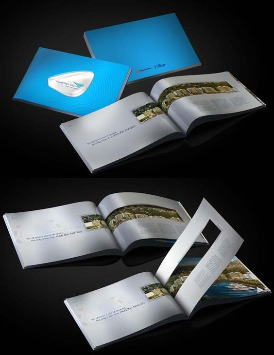 Brochure Design Portfolio The Flower Studio Graphic design - studio brochure