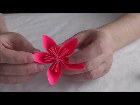 Pin On Kwiaty Z Papieru