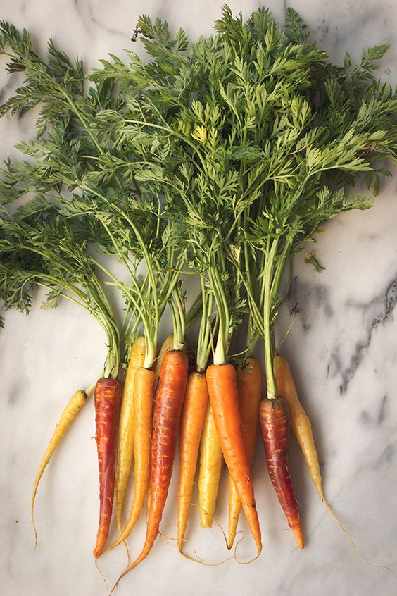 Charred Carrots With Carrot Top Pesto | Free People Blog #freepeople