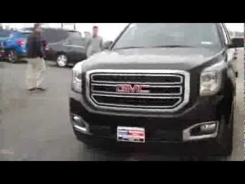 Fort Smith's First 2015 GMC Yukon #First 2015 #GMC Yukon in the River Valley!