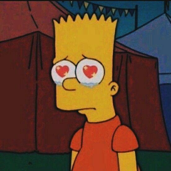 Na Avu Bart Simpson Simpsony Illyustracii Ruk