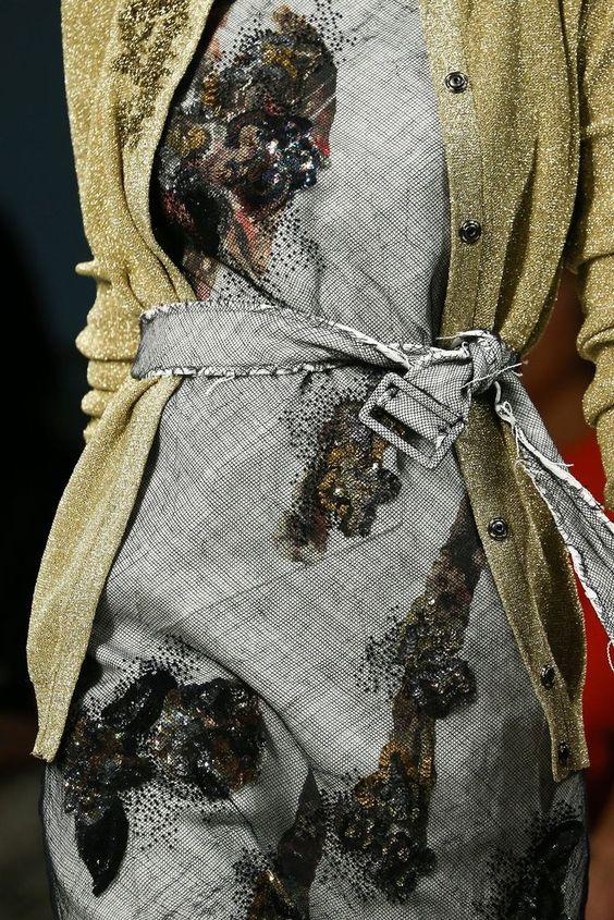 Belted beauty. Bottega Veneta Spring/Summer 2015 Collection. More exquisite fashion here: http://balharbourshops.com/fashion/