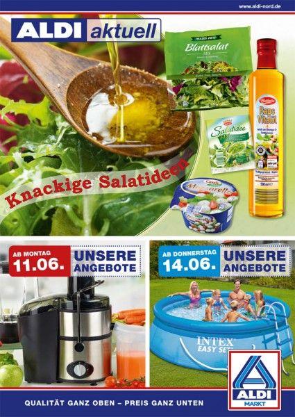 Aldi Nord Angebote KW24 - ALDI aktuell
