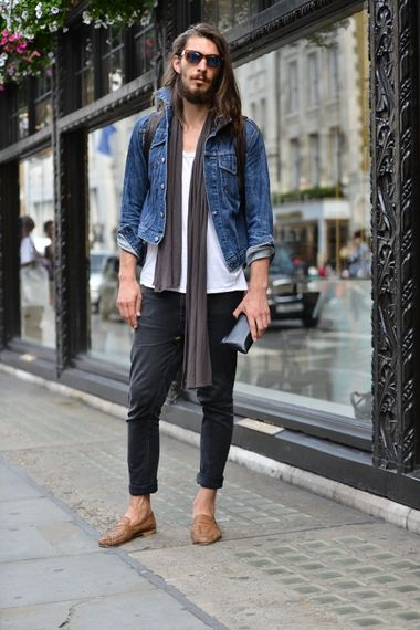 Are Jean Jackets In Style - JacketIn