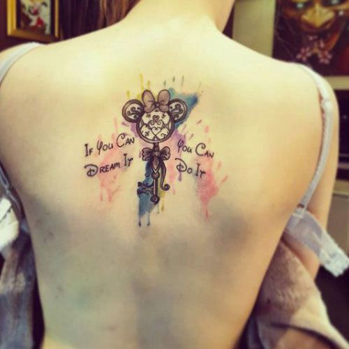 Best Disney Tattoos For Women Best Tattoos For Women Cute Unique And Meaningful Tattoo Ideas For Key Tattoo Designs Best Tattoos For Women Disney Tattoos