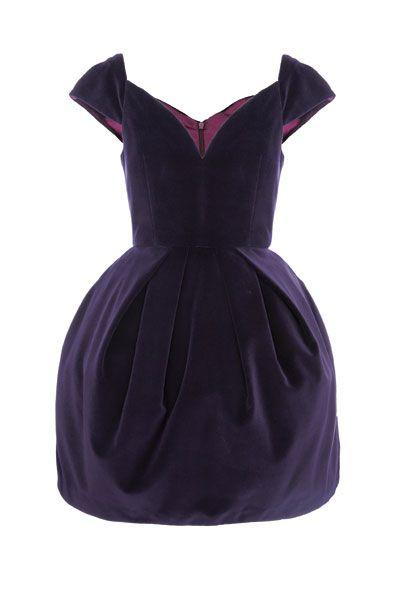 beautiful purple dress... Asos.com