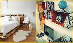 quartos masculino simples com palete - Pesquisa Google
