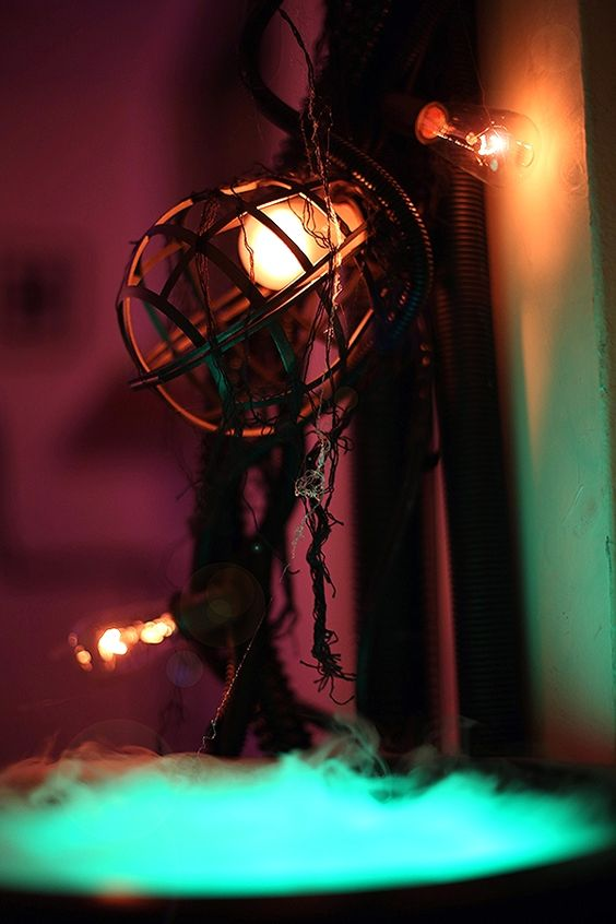 Diy Halloween String Lights : Pinterest The world s catalog of ideas