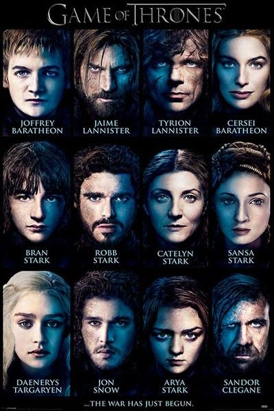 Kuvahaun tulos haulle game of thrones season 3 cast