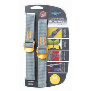 Sea To Summit 20mm Tie Down Strap Accessory 1m Yellow-20