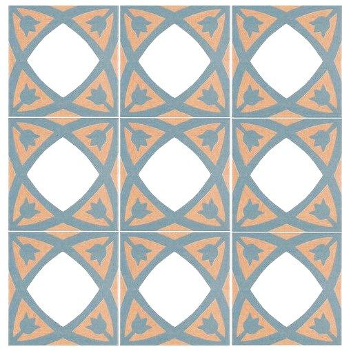 Elitetile Revive 7 75quot X 7 75quot Ceramic Floor And Wall Tile In Tulip Homeflooring Click Now For More Modern Flooring Ceramic Floor Tiles Ceramic Floor
