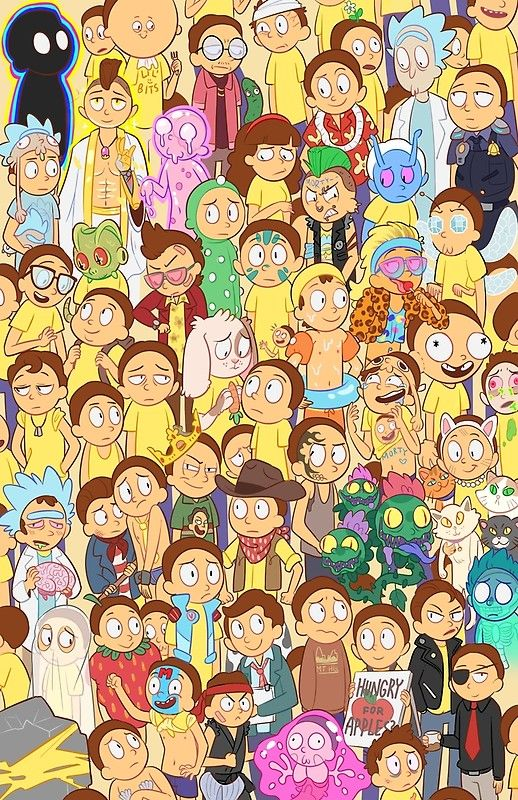 Pin On Rick And Morty Everything Anything