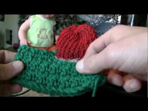 Knitting Pattern For Baby Elf Shoes : Youtube, Babies and Loom knit on Pinterest