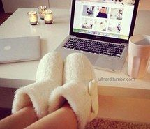 lyxury, bow, coffee, laptop, candle, romantic, relax, shoes uggs, sweaters wheather, fashion  pink, hot  girl, jullnard accessories, colorfu...