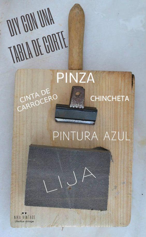 foto - 2 diy tutorial como hacer un clipboard