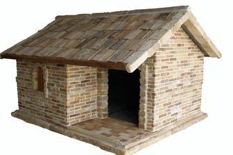 Come costruire una cuccia per cani in muratura harlock for Cuccia cane coibentata
