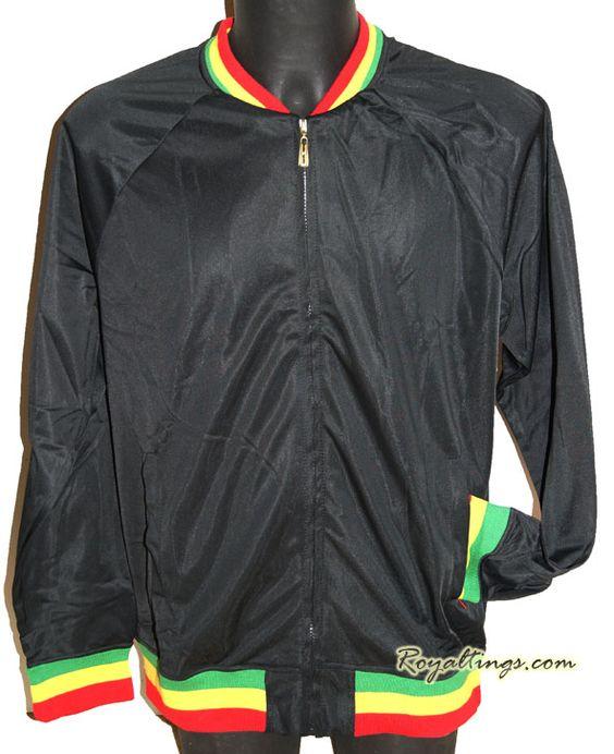 Nylon Rasta Jacket [vestbrilluni] - 32.90EUR : osCommerce