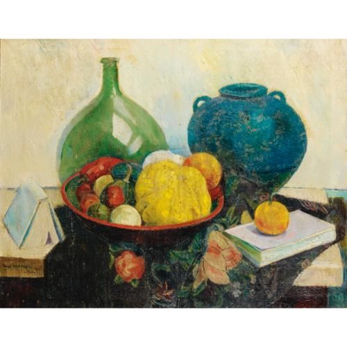 Ángel Zárraga (1886-1946) - Nature Morte, 1920