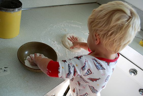 bread to make with kids