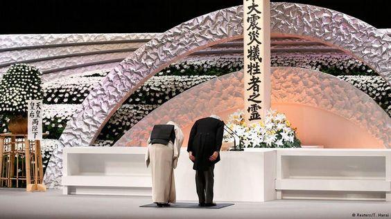 Japão lembra quatro anos do desastre em Fukushima | Internacional | DW.COM | 11.03.2015