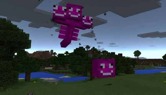 Мод Crazy Wither 1.0, 0.17.0, 0.17.1