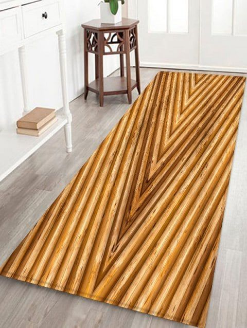 3d Wooden Print Design Floor Mat With Images Wooden Prints