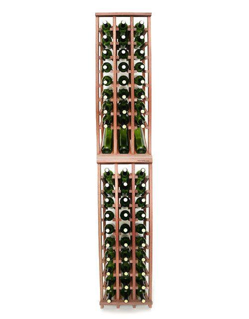 3 Column Wine Rack 57 Bottles Wine Rack Column Wine Wine