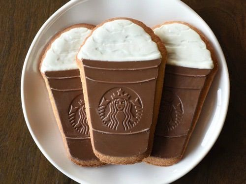 Image via We Heart It https://weheartit.com/entry/182119751 #chocolate #Cookies #food #starbucks #sweets #kiiwyyo