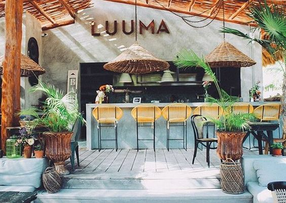 Luuma | Isla Holbox