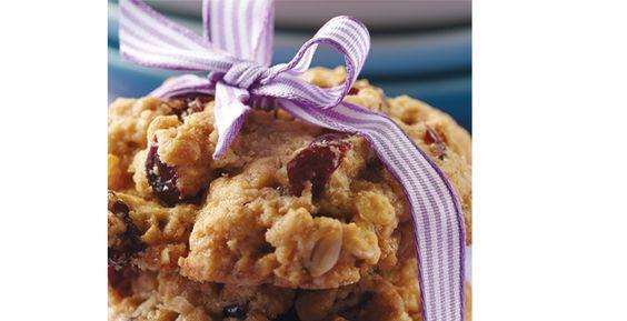Galletas de avena y arándano con chocolate - Diabetes, bienestar y saludDiabetes, bienestar y salud
