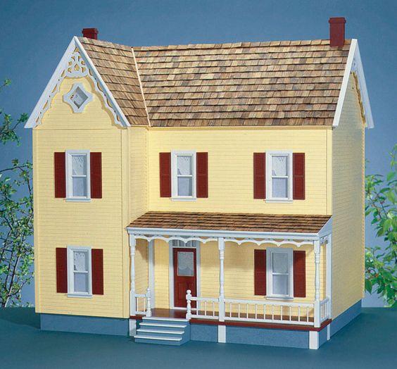 Greenacres Dollhouse Kit