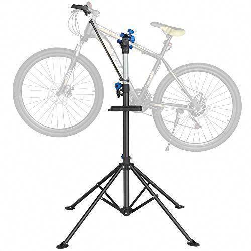 Yaheetech Adjustable 52 To 75 Pro Bike Repair Stand W Telescopic