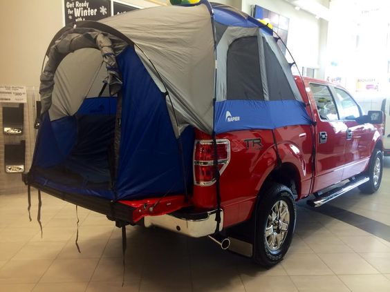 ford f 150 truck bed tent summertime pinterest trucks bed tent and beds. Black Bedroom Furniture Sets. Home Design Ideas