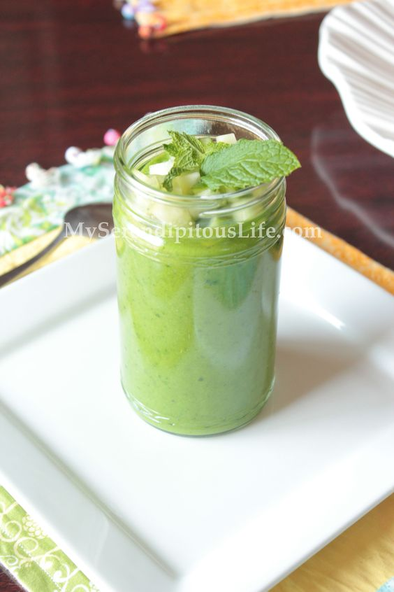 explore monster soup chilled green and more green soups green monsters ...