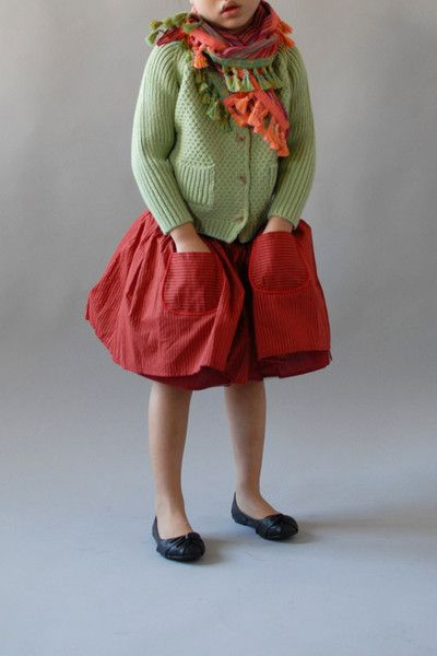 the   rebecca  skirt