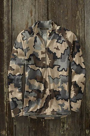 KUIU Merino Wool Base Layer : Hot or Cold weather gear.